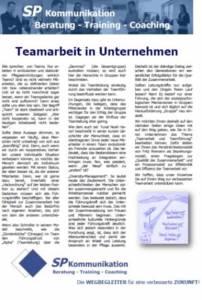 SPKommunikation Kundenmagazin