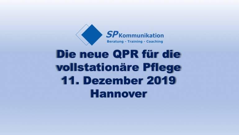 Die Qualitätsprüfrichtlinie stationär 2018